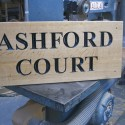 Carvers Stable Ashford Court sign