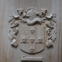 Carvers Stable Morrison coat of arms