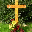 Carvers Stable memorial cross